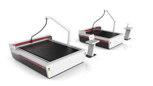 Großformat Lasercutter SP3000 und SP2000 Laser Cutter