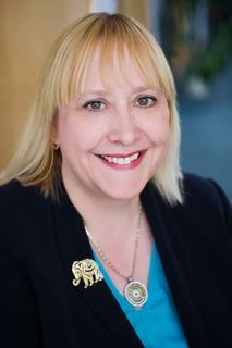 Doris Dreyer, geschäftsführende Gesellschafterin der FibuNet GmbH