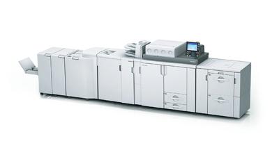 Das Farbsystem Pro C900 erfüllt höchste Produktivitäts- und Geschwindigkeitsansprüche im Produktionsdruck