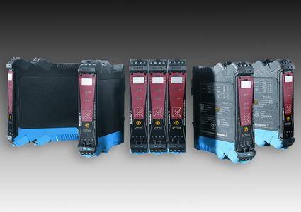 Weidmüller?s ACT20X ? new signal converters for hazardous areas: Universal family of products covers the entire field of hazardous area applications with six different basic functions