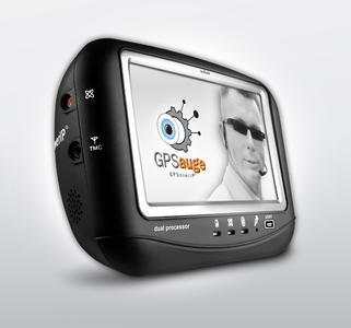 GPSauge IN1: GPS Ortung - Kommunikation - Navigation - Entertainment