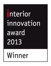 Interior Innovation Award 2013 – Winner-Label