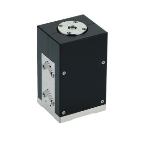 For applications with high demands on dynamics and linearity: Small, fast tip/tilt platform S-335 (Source: PI)