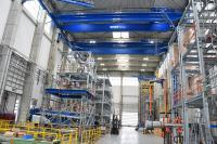 LED Industriestrahler punkten bei 22m Lichtpunkthöhe mit 600 lux