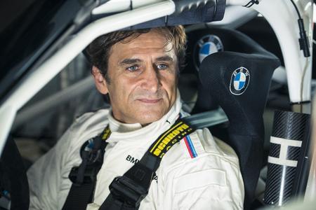 Alessandro Zanardi, BMW M4 DTM, Roll-out, Dingolfing