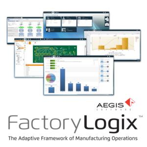 Aegis Factory Logix Screens Logo