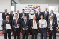 inter airport Europe 2019: Online-Abstimmung für die Excellence Awards ab sofort geöffnet