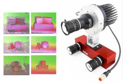 Nerian  3D Stereo Vision &  Musterprojektor EFFI-LASE-V2