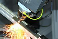 Metal cutting with JenLas® fiber cw 1000