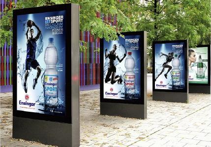 Ensinger Sport Werbekampagne von Markenland