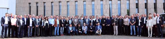 The participants at the Partner Days from United Planet / © United Planet GmbH, publication free of charge