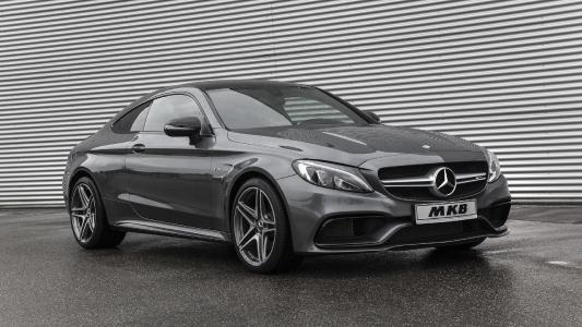 612 hp 800 Nm for the AMG C 63 and AMG C 63 S