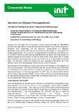 [PDF] Pressemitteilung: Übernahme von DResearch Fahrzeugelektronik: init wächst künftig auch durch Videosicherheitslösungen