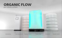 Organic Flow Batterie System