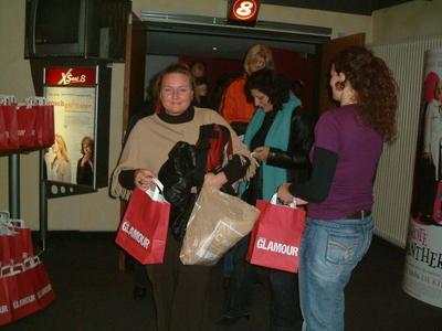 Aktionen im Kino