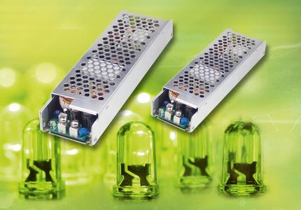 Kompaktes Netzteil für LED-Displays