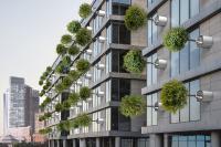 Visioverdis 2k kreativkonzept vertical gardening b2b