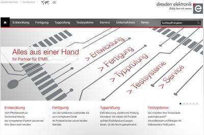 Neue Website online!