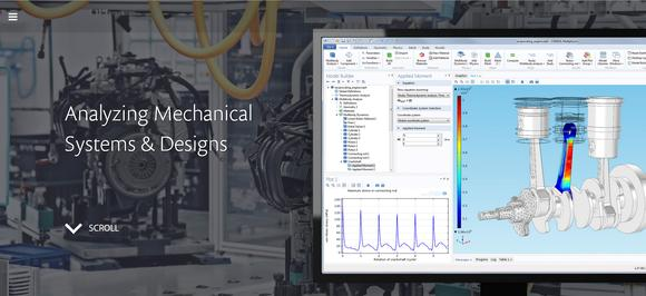 New Online Resource: Analyzing Mechanical Systems & Designs