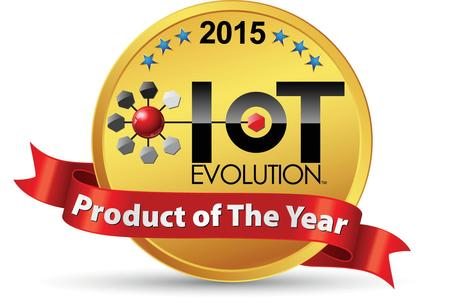 Software AG's Digital Business Platform Receives 2015 IoT Evolution Product of the Year Award