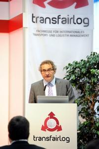 Senatsdirektor Bernhard Proksch, Leiter des Amtes für Innovations- und Strukturpolitik, Mittelstand und Hafen