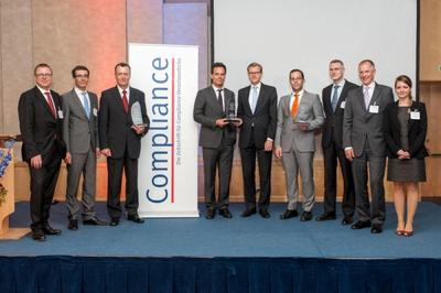 Corporate Compliance Awards 2013