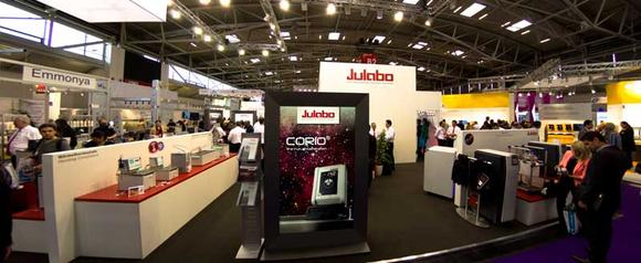 JULABO's World of Temperature surprises attendees