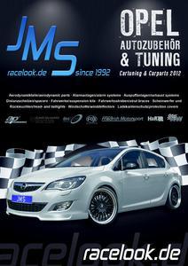 jms racelook opel/vauxhall tuning- & stylingcatalog 2012
