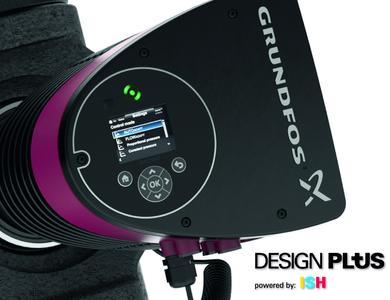 Grundfos Magna3 erhält Design Plus-Auszeichnung auf der ISH