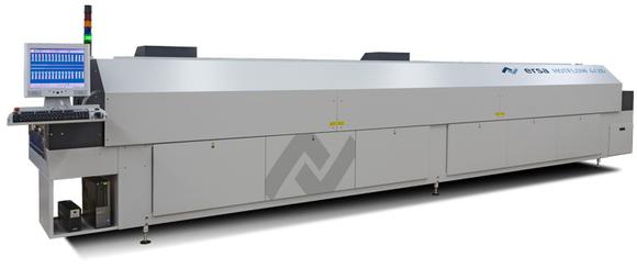 Ersa HOTFLOW 4/26 High-end Reflow Soldering System Recognized by Circuits Assembly