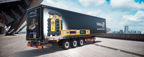 Kögel Cargo in STABILA design