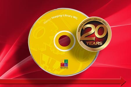 Matrox Imaging Library MIL geht gestärkt ins 20te Jahr