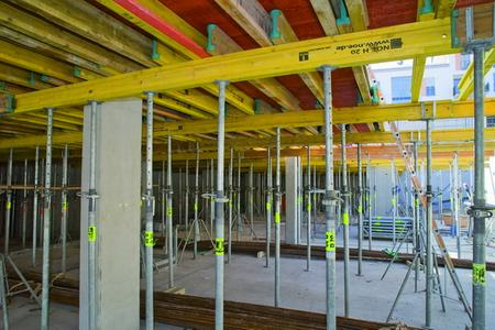 NOE H20 deck formwork rounds off the full service package for the Isoldenstrasse Housing Development project.