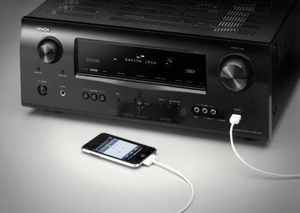 AVR-1911 mit iPod