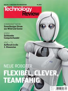 Technology Review-Ausgabe 4/2010