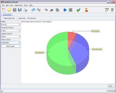 RapidMiner Screenshot