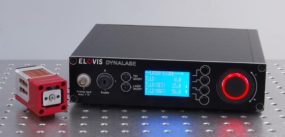 Das universelle Lasertreibersystem DYNALASE