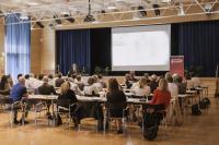 Tagungsort für die wissenschaftliche Fortbildung war das Artrium im niederbayerischen Bad Birnbach.