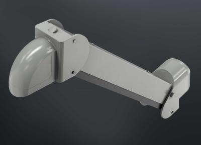 Neue Eigenschaften, vereinfachte Montage: Das Tragarmsystem GTV 2.0 punktet mit zahlreichen Verbesserungen. / Bild: ROSE Systemtechnik