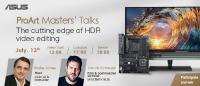 Der neueste Stand der HDR-Videobearbeitung