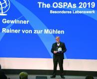 Rainer von zur Mühlen gewinnt OSPA 2019