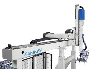 KraussMaffei supplies BSH Bosch and Siemens Hausgeräte GmbH with four injection molding machines for use in China