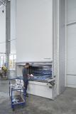 Der Hänel Lean-Lift® in EcoDrive®-Ausführung ist eine energieeffiziente und nachhaltige Investition