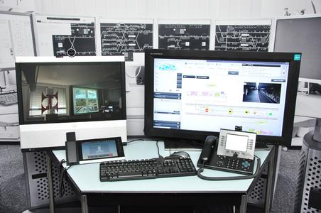 CONET UC Radio Suite Supports Research in the Fraunhofer FOKUS safety lab in Berlin