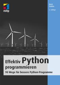 Cover Effektiv Python programmieren