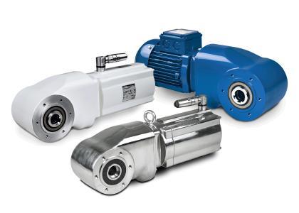Alle Modelle der HiflexDRIVE-Baureihe erreichen durch die integrierte Permanent-magnet-Technologie bis zu 40 % Energieeinsparung im Teillastbetrieb.