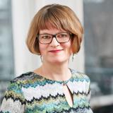 Britta Heer, Managing Director Brand Marketing und Markenexpertin bei Edelman Deutschland