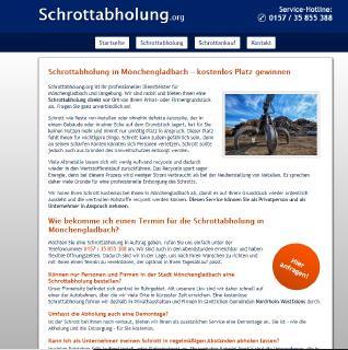 Metallschrott & Entsorgung – Schrottabholung Mönchengladbach