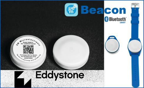 EM Beacon Eddystone
