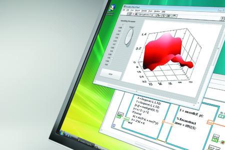 LabVIEW 8.2.1.